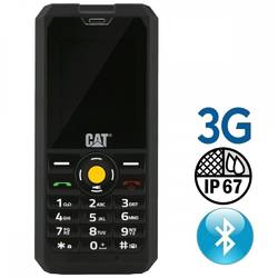 Telefon Mobil Single SIM Caterpillar CAT B30 Black