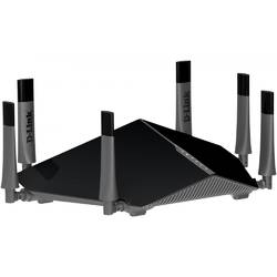 D-Link Router Wireless AC3200, Tri-Band, Gigabit, 6antene