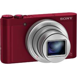 Aparat foto digital Sony DSC-WX500, 18.2MP, Wi-Fi, NFC, Red