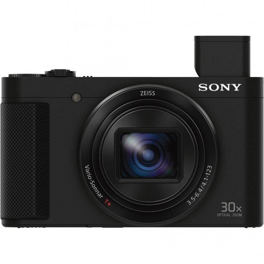 Aparat Foto Digital Sony Hx90v, 18.2mp, Wi-fi, Nfc, Black