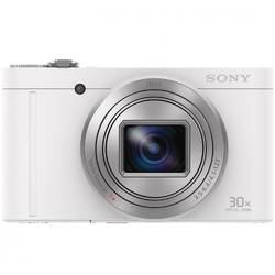 Aparat foto digital Sony DSC-WX500, 18.2MP, Wi-Fi, NFC, White