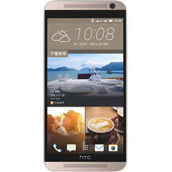 Telefon Mobil Dual SIM HTC One E9 Plus 32GB LTE Classic Rose Gold