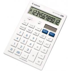 Calculator birou Canon HS121TGA white, 12 digiti