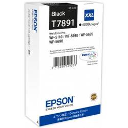 Cartus cerneala Epson T7891, black, capacitate 65ml