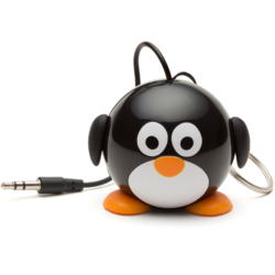 Boxa portabila KitSound Trendz Mini Buddy Penguin