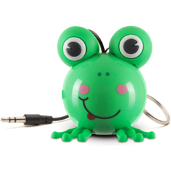Boxa portabila KitSound Trendz Mini Buddy Frog