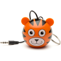 Boxa portabila KitSound Trendz Mini Buddy Tiger