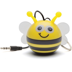 Boxa portabila KitSound Trendz Mini Buddy Bee