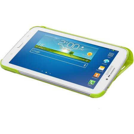 Samsung Resigilat Husa EcoLeather Book Cover Mint Green EF-BT210BGEGWW pentru Galaxy Tab 3 7.0