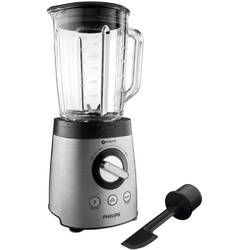 Philips Blender Avance Collection HR2195/00, 900 W, 2 l, viteza variabila, negru/inox