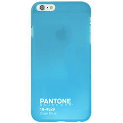 CASE SCENARIO Husa capac pantone cyan pentru apple iphone 6 plus