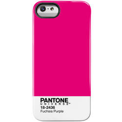 CASE SCENARIO Husa capac pantone fuchsia purple pentru apple iphone 5