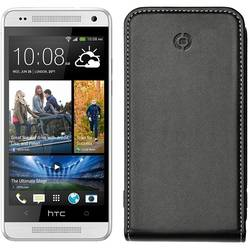 Celly Husa flip face pentru htc one mini