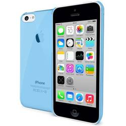 Celly Husa capac CRYSTAL360LB pentru apple iphone 5c