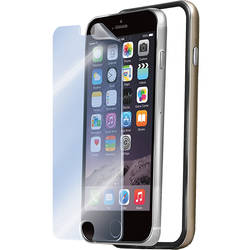 Celly Husa bumper +folie transparenta pentru apple iphone 6 plus