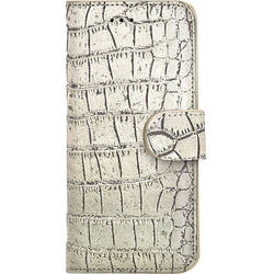 Celly Husa agenda crocodile wally pentru apple iphone 6 plus