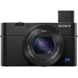 "Sony Camera foto DCS-RX100 IV Black, 20.2 MP, CMOS 1"" (13.2 x 8.8 mm), 2.9x optical zoom, 3"" TFT LCD, Optical SteadyShot, Filmare 4K (30fps), WiFi, NFC"