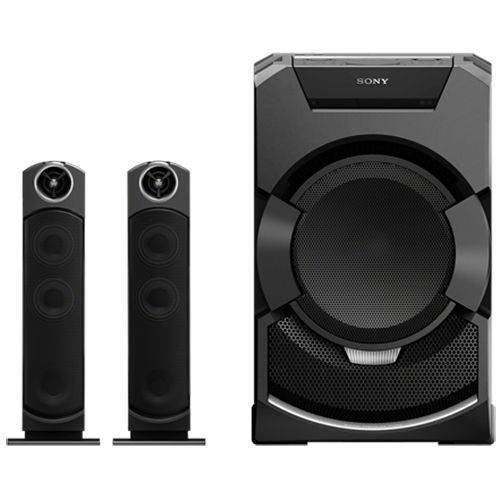 Sistem audio MHCGT5D, 2400w, Bluetooth, 6.1
