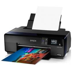 Epson Imprimanta inkjet color Surecolor P600, A3+, Wireless, imprimare prin Cloud