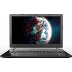 "Laptop Lenovo IdeaPad 100, 15.6"" HD, Intel Celeron N2840 2.16GHz Bay Trail, 4GB, 500GB, GMA HD, FreeDos, Black"