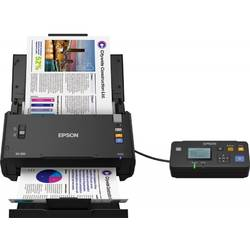 Scanner Epson DS-520, A4, tip sheetfed, viteza scanare 60 ipm