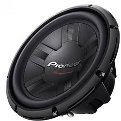 Pioneer Difuzor auto tip subwoofer TS-W311S4, 1400 W