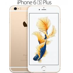 Telefon Mobil Apple iPhone 6S Plus 128GB Gold