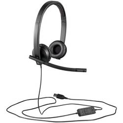 Casti Logitech Over-Head H570e