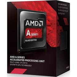 Procesor AMD Kaveri, A8-7670K Black Edition 3.6GHz box