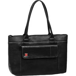 "Geanta Laptop RivaCase 8991 PU Lady's, 15.6"", Black"