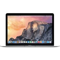 "Laptop Apple MacBook 12"", Retina, Intel Dual Core M 1.10GHz, Broadwell, 8GB, 256GB SSD, Intel HD Graphics 5300, OS X Yosemite, INT KB, Silver"