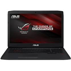 "Laptop ASUS ROG G751JT-T7211D, 17.3"" FHD, Intel Core i7-4750HQ up to 3.20 GHz, 24GB, 1TB + 512GB SSD, GeForce GTX 970M 3GB, Black"