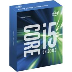 Procesor Intel Skylake, Core i5 6600K 3.5GHz box