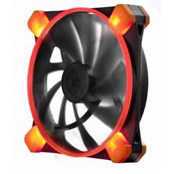 Ventilator / radiator Antec TrueQuiet 120 UFO Red LED