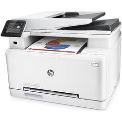 Multifunctional HP LaserJet Pro MFP M277dw, A4, Fax, 18 ppm, Duplex, ADF, Retea, Wireless, NFC, ePrint, AirPrint