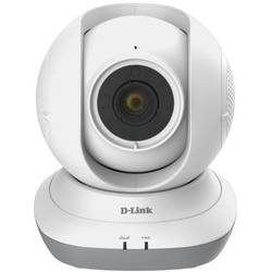 D-Link Camera Monitorizare Copii DCS-855L, HD Pan&Tilt WI-Fi Baby Camera, wireless, HD N300 CLD HD Day/Night Wireless N, microfon si difuzor built-in
