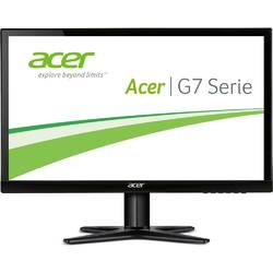 "Monitor Acer LED 21.5"", Wide, Full HD, HDMI, DVI, Negru"