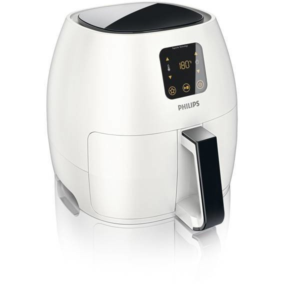 Friteuza Avance Collection Airfryer XL HD9240/30, 1.2kg, 2100W, alb