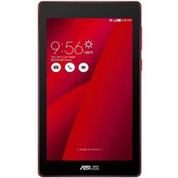 "Tableta Asus ZenPad Z170CG, IPS WSVGA 7"", Intel Quad-Core C3230RK, 1 GB Ram, 16GB ROM, WIFI+ 3G, Red"