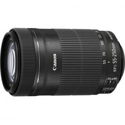 Canon Obiectiv foto EF-S 55-250 mm/ F4.0-5.6 IS STM