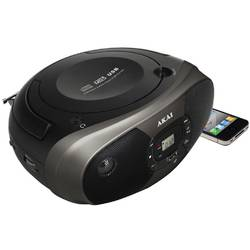 AKAI Microsistem audio BM004A-614, CD-Player, Radio, USB, 2x1W