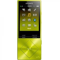 Sony MP4 Player NW-A25, 16GB, Galben