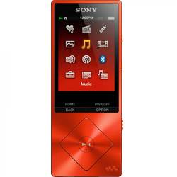 Sony MP4 Player NW-A25, 16GB, Rosu