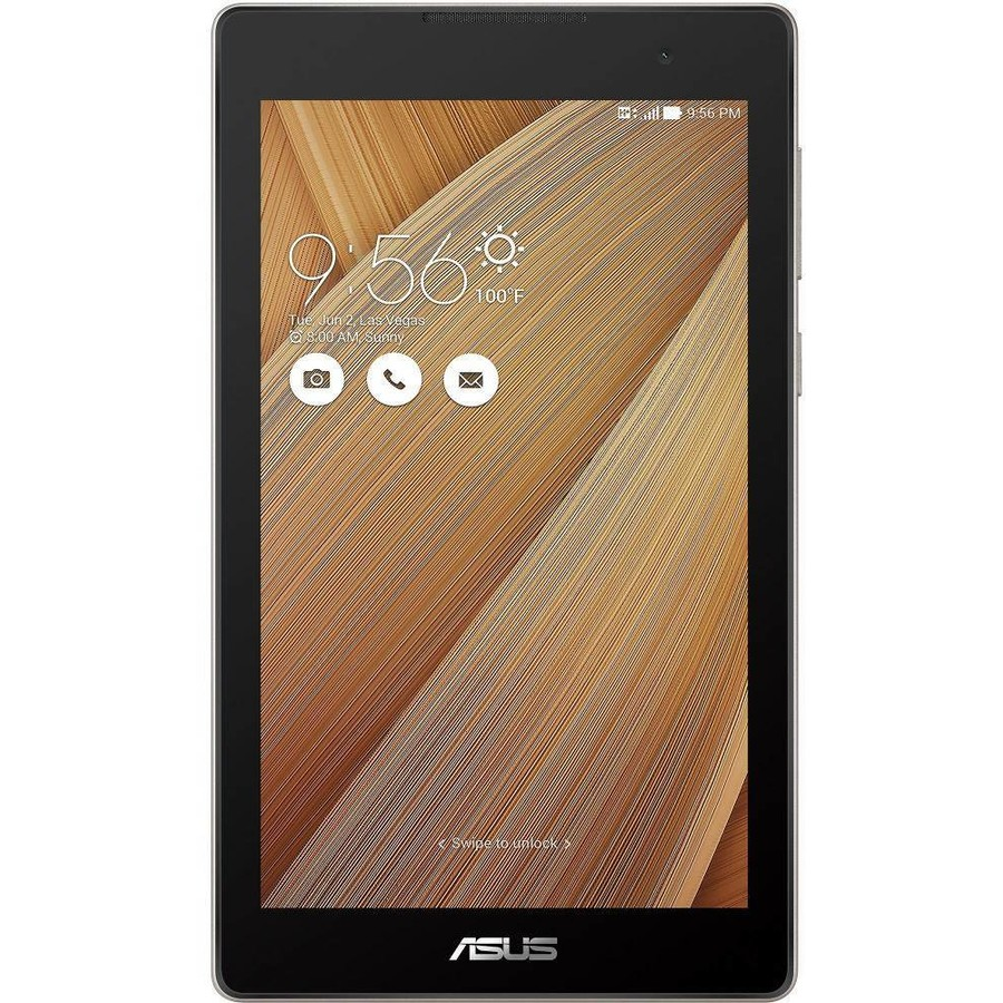 Tableta ASUS ZenPad C 7.0 Z170C-1L037A Intel Atom C3200 Quad-Core 1.1GHz, 7 IPS, 1GB RAM, 16 GB, Wi-Fi, Metallic