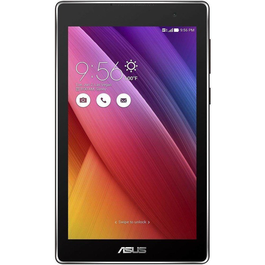 Tableta ASUS ZenPad C 7.0 Z170C-1A038A Intel Atom C3200 Quad-Core 1.1GHz, 7 IPS, 1GB RAM, 16 GB, Black