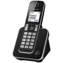 Telefon Panasonic KX-TGD310, DECT, Caller ID, Speakerphone, ecran LCD 1.8""