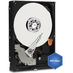 Western Digital Hard disk WD Blue 4TB SATA-III 5400 RPM 64MB