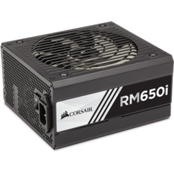 Sursa Corsair RMi Series RM650i 650W, 80 PLUS Gold