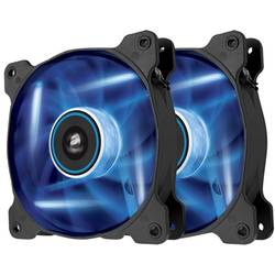 Ventilator / radiator Corsair Air Series SP140 LED Blue High Static Pressure 140mm Fan Twin Pack
