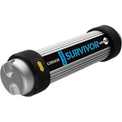 Memorie externa Corsair Survivor 16GB USB 3.0 Black - Silver